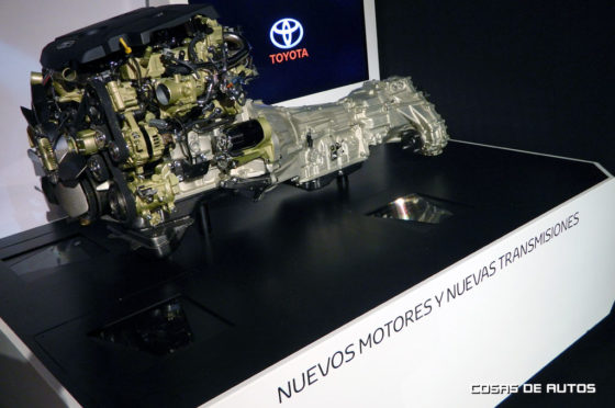 Toyota Motores Hilux