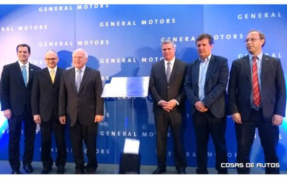 GM anunció una inversión de u$s 500 millones para producir un nuevo modelo global
