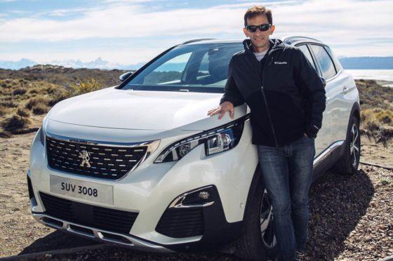 Rodrigo Morán, gerente de Marketing estratégico de Peugeot Argentina
