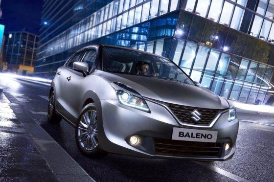 Suzuki New Baleno