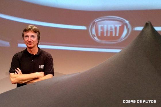 Peter Fassbender, FCA Design Head LATAM.
