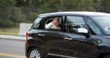Papa Francisco Seguridad Vial