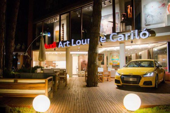 Audi Art Lounge Cariló