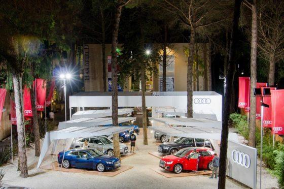 Audi en Cariló