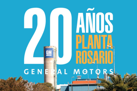 GM Rosario 20 Años