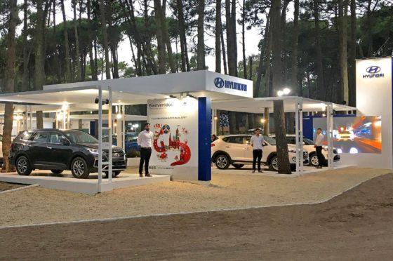 Hyundai en Cariló