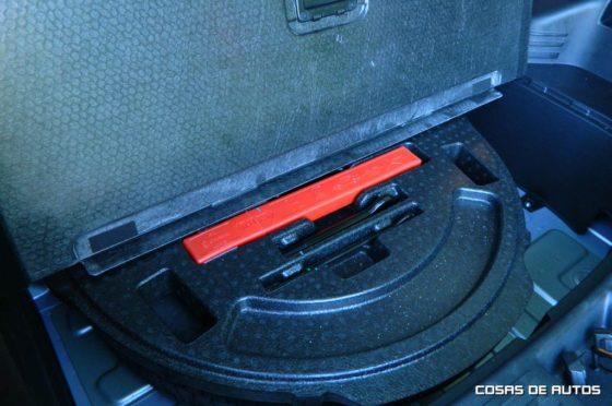 Test Geely X7 Sport - Foto: Cosas de Autos