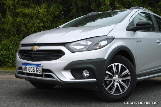 Test Chevrolet Onix Activ - Foto: Cosas de Autos