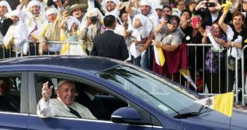 Francisco a bordo de un Hyundai Ioniq