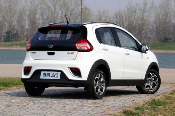 Geely Emgrand X1
