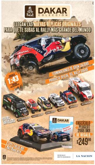 Colección Dakar de La Nación