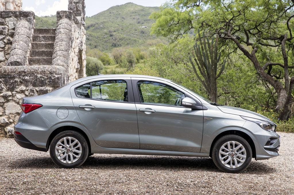 Argentina: Fiat lanzó el Cronos y mantiene los precios de ...