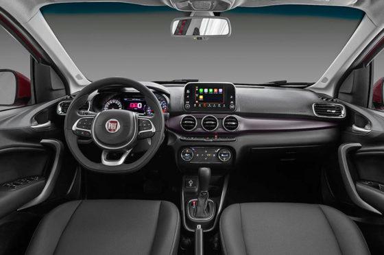 Fiat Cronos Interior