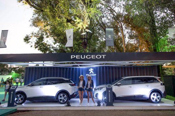 Peugeot es sponsor oficial del Argentina Open