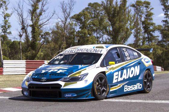 Equipo Chevrolet YPF de Súper TC2000