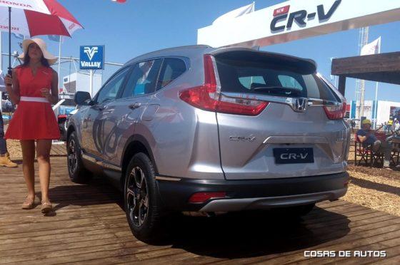 Nueva Honda CR-V