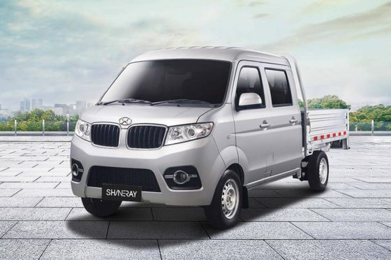 Shineray T32 Cabina Doble