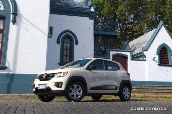 Test Renault Kwid - Foto: Cosas de Autos