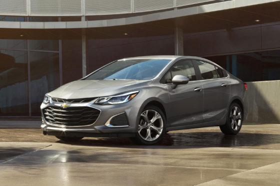 Nuevo Chevrolet Cruze 2019