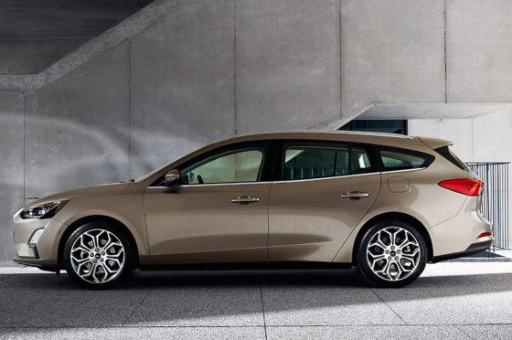 Nuevo Ford Focus SW 2019