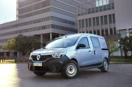 Nueva Renault Kangoo Pasajeros