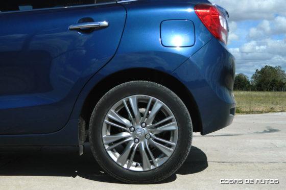 Test del Suzuki Baleno - Foto: Cosas de Autos