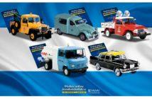 Colección Vehículos Inolvidables de Reparto y Servicio