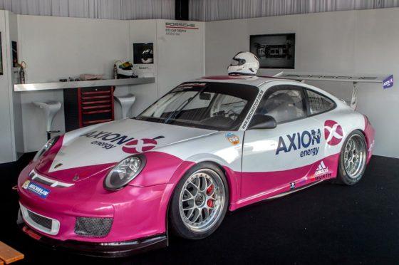 AXION energy también será proveedor de la Porsche GT3 Cup Trophy Argentina.