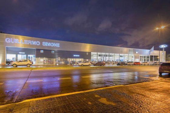Concesionario Ford Simone
