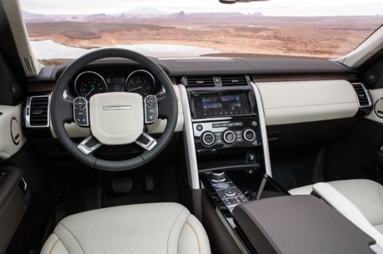 Land Rover All New Discovery