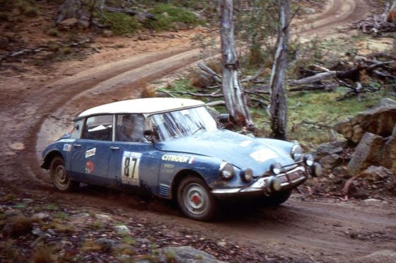 Total Citroen 1968