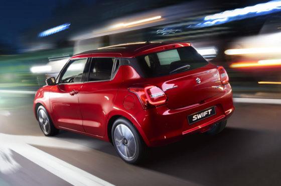 Nuevo Suzuki Swift