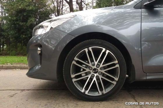 Test Kia Rio mexicano - Foto: Cosas de Autos