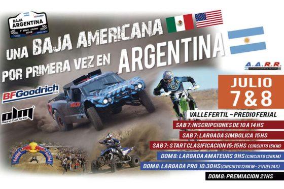 Baja Argentina 2018 - BFGoodrich
