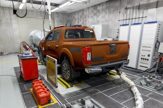 Nissan Frontier Ensayos
