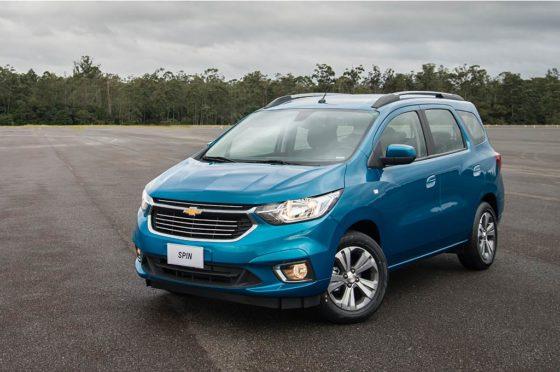 Nueva Chevrolet Spin