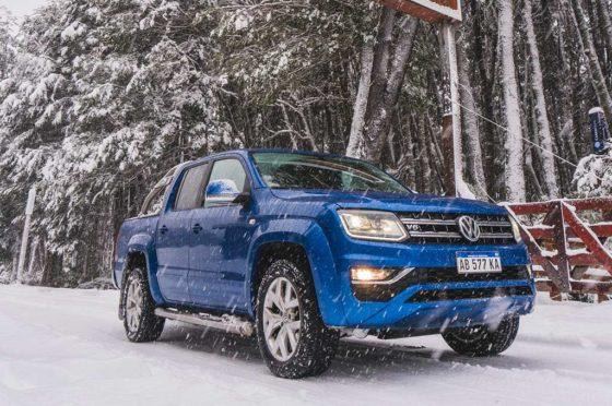 VW está en Cerro Bayo