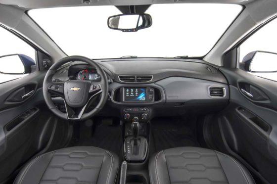 El renovado interior de los modelos MY 2019 de Chevrolet