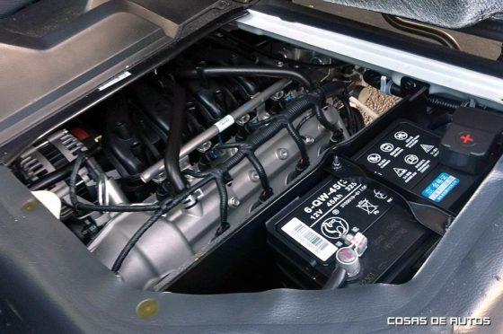 Test DFSK C35 - Foto: Cosas de Autos