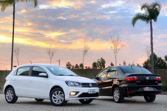VW Gol y Voyage MY 2019
