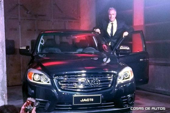 JAC T6 Marley