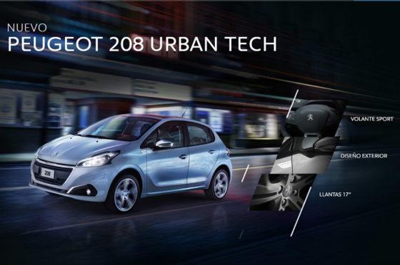 Peugeot 208 UrbanTech