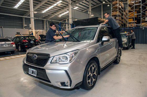 Subaru Spa Day 2018