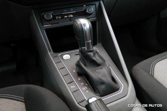 Test del Volkswagen Virtus - Foto: Cosas de Autos