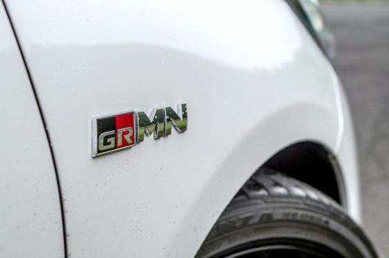 Emblema de Gazoo Racing