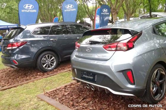 Hyundai Veloster en Autoclásica