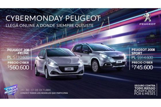 Peugeot CyberMonday