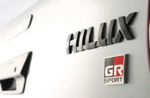 Toyota Hilux Gazoo Racing