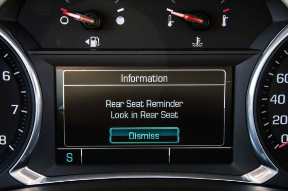 Chevrolet Equinox Alerta