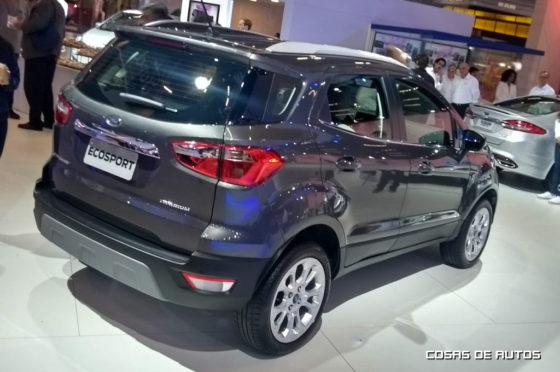 Ford EcoSport Titanium MY 2019